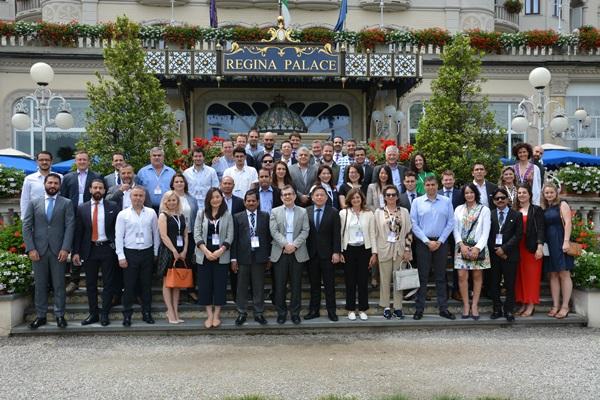XI Reunión Internacional Laborario Isis Pharma - Stresa Italia