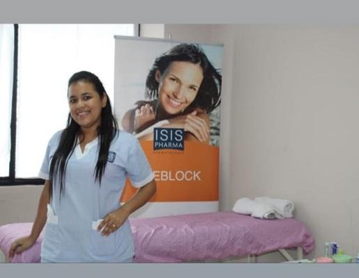 Feria de Salud y Cosmetología - Laboratorio Isis Pharma