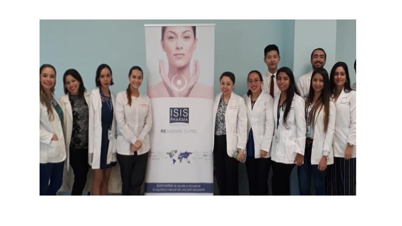 Conservatorio en el Hospital Santo Tomas - Laboratorio Isis Pharma