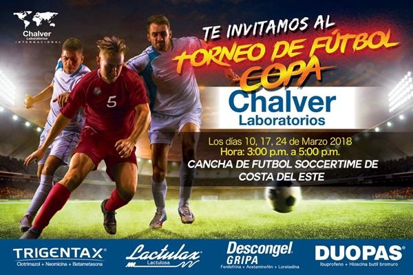 Torneo de Fútbol - Copa Chalver Laboratorios